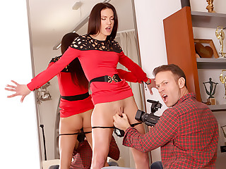 Linda's Cum-Soaked Anal/DP Audition