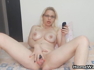 Mommy Cant Take Enough Of Your Big Hard Cock