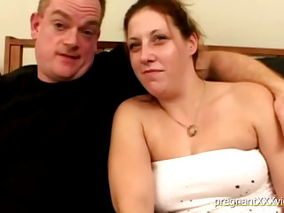 Pregnant Bbw Gets Shafted
