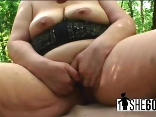 Epic redhead milf sucks hard on a cock