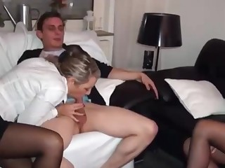 Family Fucking Therapy Session