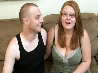 Horny Bbw Enjoys Deep Penetration By Her Neighbor
