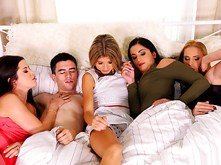 Moms Bang Teens � Partys Over