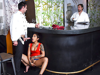Brazzers � Tasting The Chef