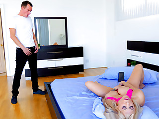 Pure Mature  �  Blackmailing Son