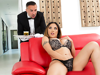 Brazzers � Who's Your Butler?