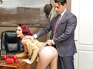 Brazzers � Getting Off The Typing Pool