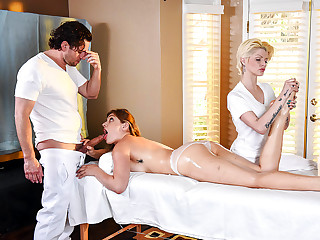 Brazzers � Rub The Boss's Daughter