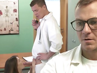 Fake Hub - Lesson in Sex for Ambitious Student