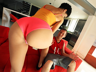 Ebony Sex Tapes � Big Booty Wins March Madness