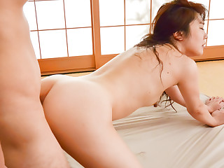 Appealing wife, Ryouka Shinoda, bgets laid with her hubby