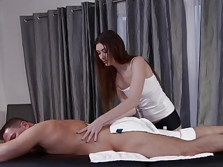 Submissive Rose Black Massage