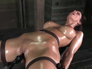 Syren De Mer Gets Fucked Into Submission