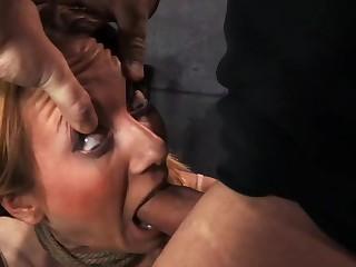 Tiny Tart Emma Haize Gets Fucked Until She Falls Apart