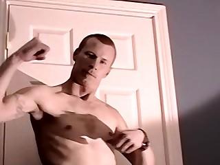 Handsome James Strokes It - James