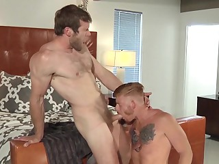 Make Me An Offer Part 2  - TRAILER- Colby Keller and Bennett Anthony - DMH - Drill My Hole