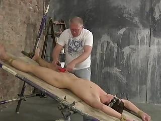 The Master Wants That Cum! - Casper Ellis And Sebastian Kane