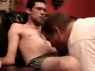 Joe Services Two Hard Cocks - Tommy And Blaze