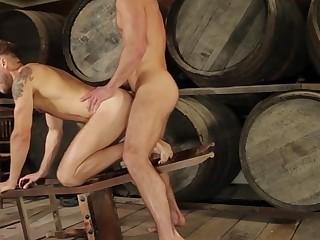 Forbidden - Matt Anders & Paddy O'Brian - MOUK - Men of UK