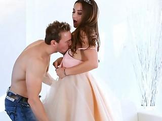 Princess Dani Get Her Big Cock