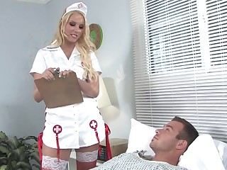 Vanessa Cage fucks hard