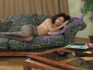 Fanny in pantyhose movie