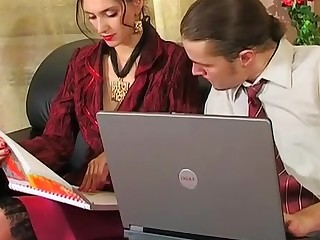 Judith and Mike nasty anal movie