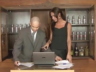 Leticia and Tony tranny dicking boy on video