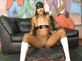 Shae Spreadz in Ghetto Gaggers porn video