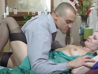 Jaclyn and Nicholas stunning anal movie