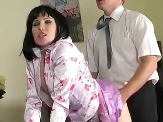 Ira and Peter awesome anal video