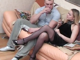 Susanna and Nicholas hardcore anal video
