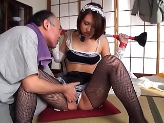 Sexy Aki Mizuhara Enjoys A Worthwhile Shag