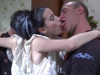 Veronica and Herbert stunning anal video