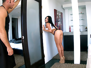 Audrey Bitoni fucks like the Porn Star she was destined to be!