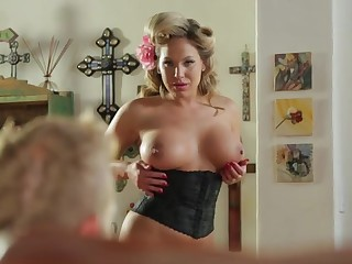 Olivia Austin - Busty Gets Boned
