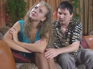 Barbara and Rolf horny anal movie