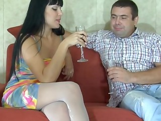 Muriel and Bobbie anal duo on video