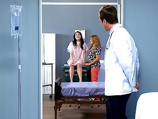 Doctor & Nurse Take A Fucking Break