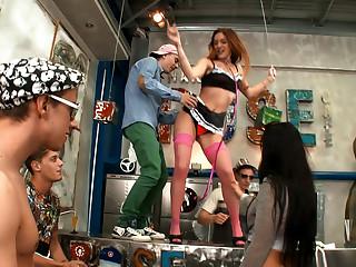 Rocco's Psycho Teens 09, Scene 03