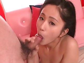 Ai Wakana goes dirty in some juicy cock in perfect threesome