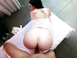Fucking To Keep Her Job