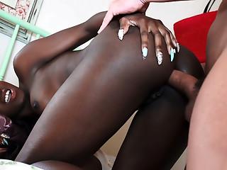 Angelic Black Asses 03, Scene 03
