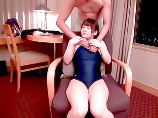 Tiny Teen Gets Toyed And Banged