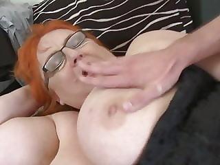 Delicious ,sexy, big tits granny
