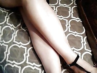 Sexy legs wife