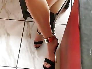 las piernas de mi prima