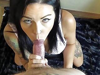 Stacy my fav college cock-gobbler, cum swallowing escort