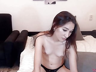Sexy philippines girl has a vibrant in pussy p8