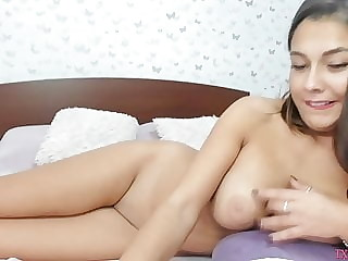 She fingering herself on cam p10